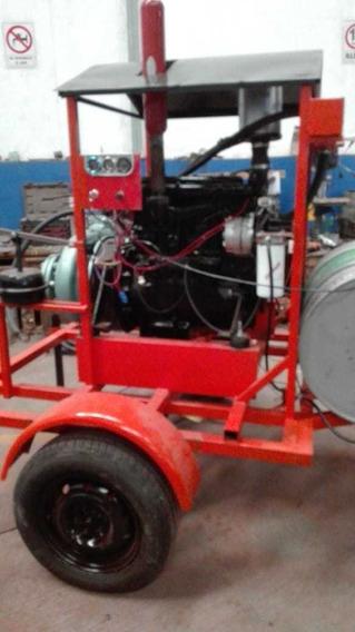 Motobomba Perkins Diesel Face 4 60 Hp 6x8