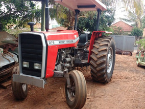 Trator Massey Ferguson 275 Ano 1986 -