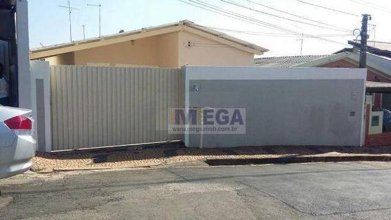 Casa 2 Dormitórios 1 Suíte 110 M² R$ 310.000 - Vila Costa E Silva - Campinas/sp - Ca0868