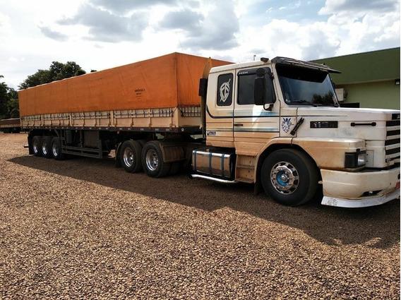 Scania 113 360 Manual