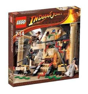 Lego Indiana Jones Y La Tumba Perdida Compreonline!