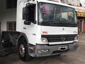 Mercedes-benz Atego 1418 S36