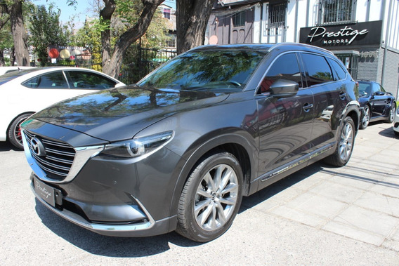 Mazda All New Cx-9 Gt 2018