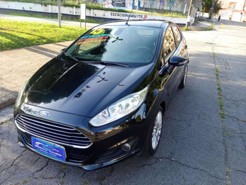 Ford New Fiesta Titanium 2015 Automatico