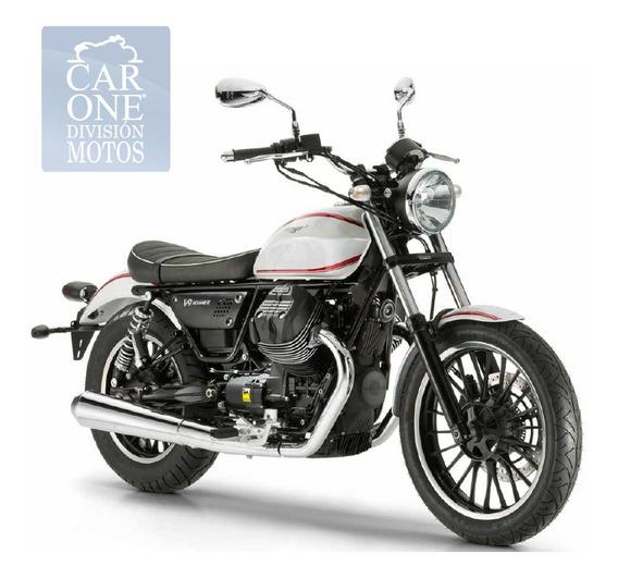 Moto Guzzi V9 Roamer 850 Cc Car One Motos