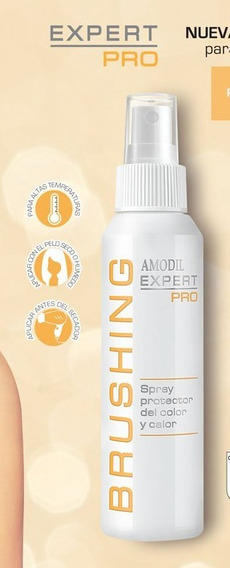Brushing Spray Expert Pro Protector Del Calor Amodil