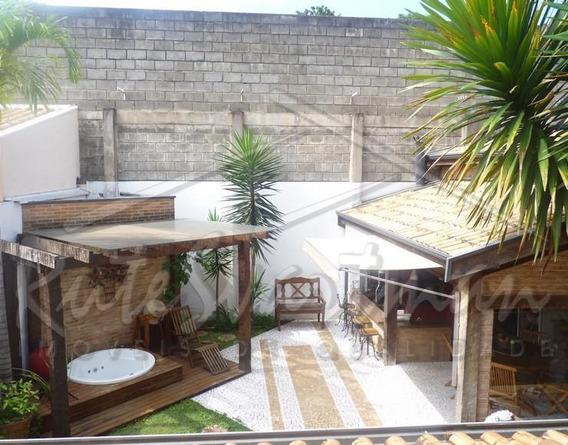 Sobrado Residencial À Venda, Mansões Santo Antônio, Campinas. - Ca2960