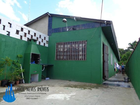 2622 - 3 Dormitórios Casa Mongaguá Financiamento Bancário