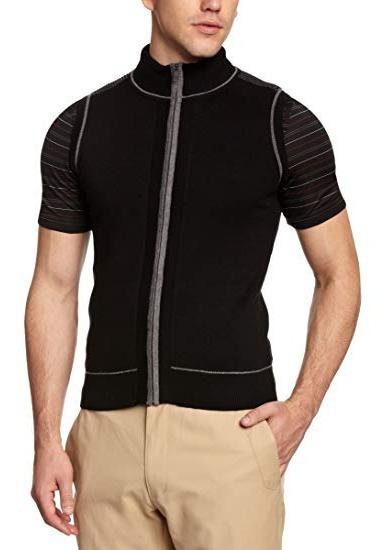 Sweater Masculino Calvin Klein Cor Preta