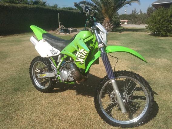 Kawasaki Kdx 220r