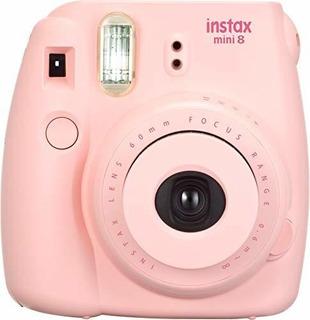Nuevo Modelo De Fuji Instax 8 Color Rosa Fujifilm Instax Mi