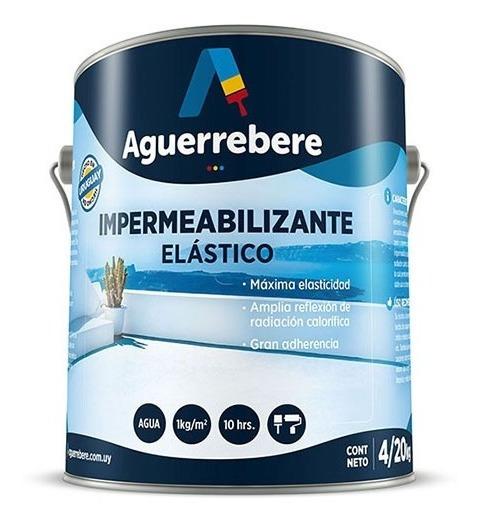 Impermeabilizante Elástico 20 K Aguerrebere