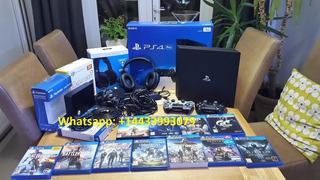 Sony Ps4 Pro 1 Tb Y 2 Juegos Y Controlador Extra