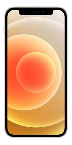 Celular Smartphone Apple iPhone 12 Mini 128gb Branco - 1 Chip