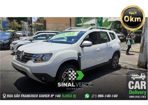 Renault Duster 1.6 16v Sce Flex Iconic X-tronic