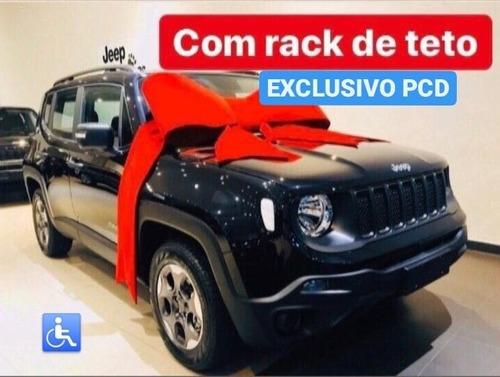 Jeep Renegade Std At 1.8 Flex 21/21