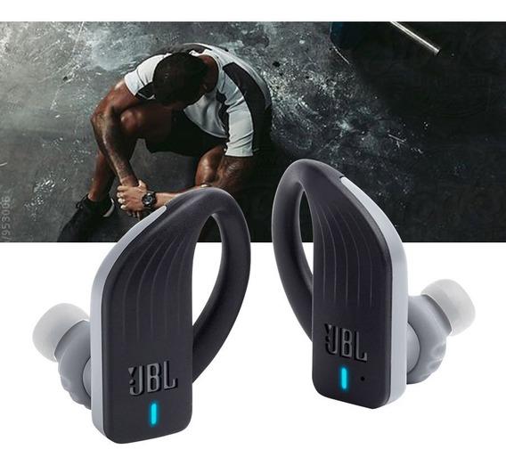 Fone De Ouvido Jbl Endurance Peak Bt Bluetooth Preto Black