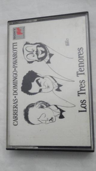 Los Tres Tenores - Cassette -1991