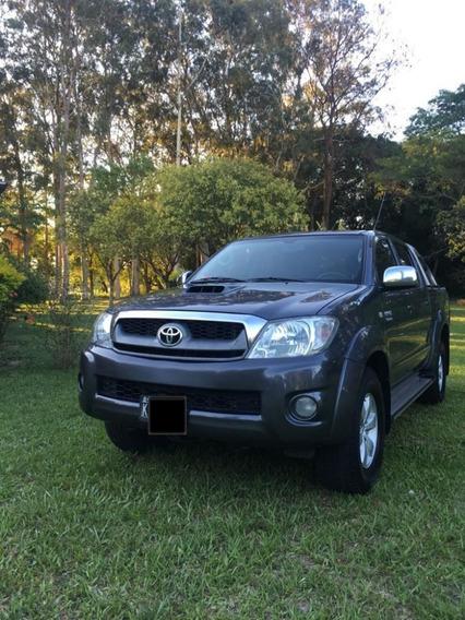 Toyota Hilux Srv 4x2 2011 3.0