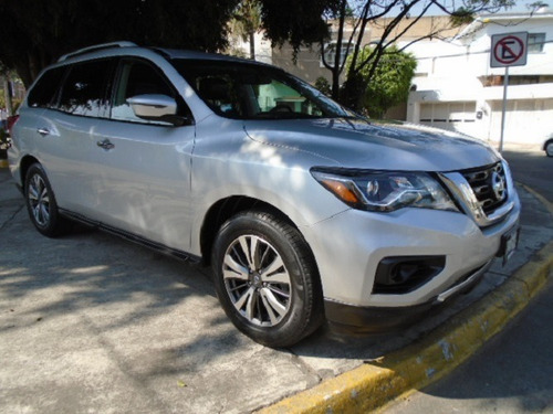 Nissan Pathfinder Advance 2017 Unico Dueño