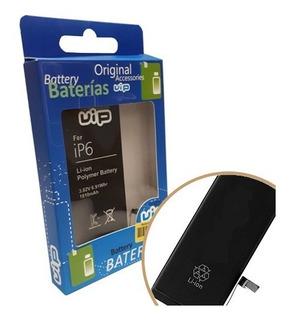 Batería Vip Para iPhone 6 1810mah Gtía 6 Meses Febo