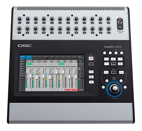 Mixer Qsc Touchmix-30 Pro Lj. Oficial