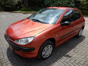 Peugeot 206 2001 Peugeot 206 Std Aire 5 P Puegeot 206 Electr