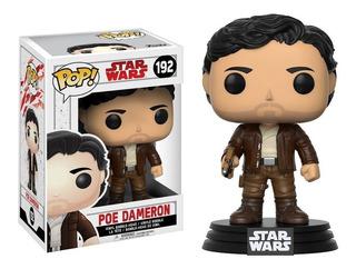 Funko Pop Star Wars - Poe Dameron #192