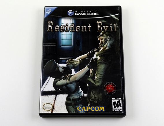Resident Evil Original Gamecube Nintendo