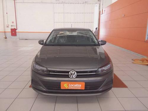 Imagem 1 de 7 de Volkswagen Virtus 1.0 200 Tsi Comfortline Automático