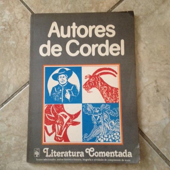 Livro Autores De Cordel Marlyse Meyer Literatura Comentada