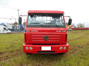 Volkswagen Vw 13180 2011 Ref 4720 Único Dono