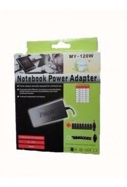 Fonte Universal Para Notebook C/regulagem De Voltagem -inova