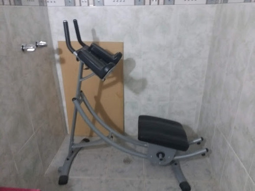 Ab Coaster. Maquina Para Abdominales, Casi Nueva.