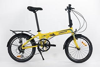 Origami Crane De Adultos 8 Bicicleta Plegable