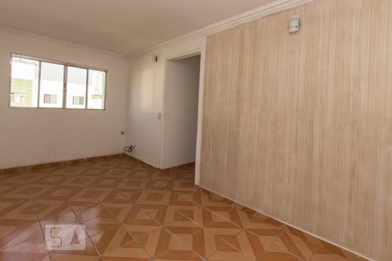 Apartamento No 3º Andar Com 2 Dormitórios E 1 Garagem - Id: 892960282 - 260282