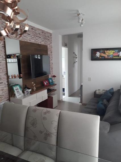Apartamento Com 3 Dormitórios À Venda, 70 M² Por R$ 290.000,00 - Cézar De Souza - Mogi Das Cruzes/sp - Ap0175
