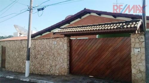 Casa Residencial À Venda, Barra Funda, Vinhedo. - Ca3987