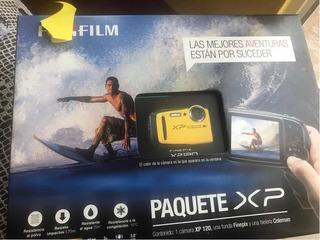 Fujifilm Xp120