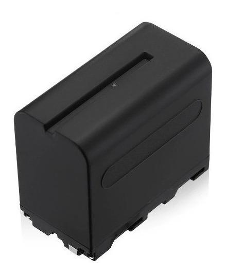 Bateria Np- F970 Iluminador Led Yn900 Yn600 Yn300 - 7200mah