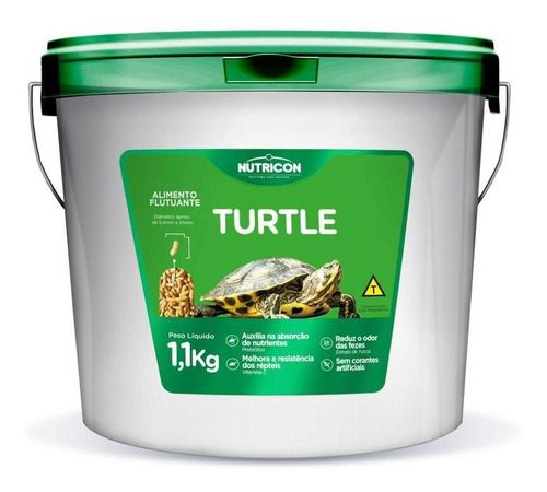 Turtle - 1,1kg