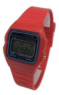 Reloj Digital Niño Retro Cronometro Ideal Souvenirs Oferta !