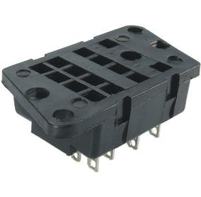 Rele Metaltex Soquete Tna2rc2 2 Reversível