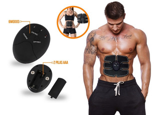 Smart Fitness Tens Estimulador Tonificador Reductor Abdomen