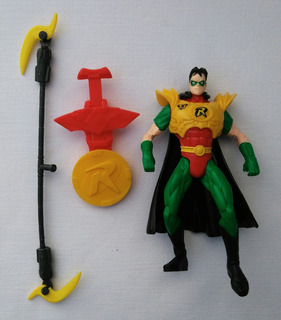 Robin Total Justice 1996 Kenner. Cordoba