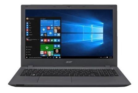 Notebook Acer E5-574-78lr Grafite 15.6 Intel® Core I7
