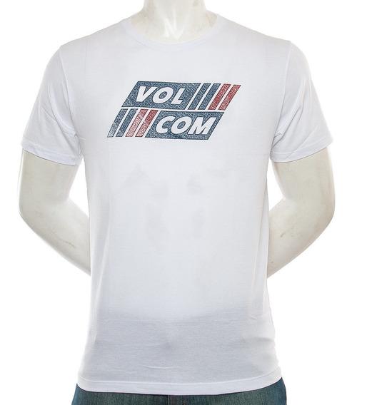 Remera Twist Volcom Fluid Tienda Oficial