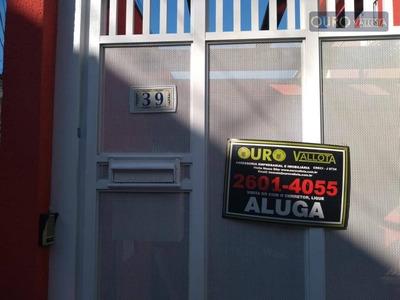 Sobrado Com 3 Dormitórios Para Alugar, 179 M² Por R$ 2.800/mês Travessa Armando Rivir, 39 - Parque Da Mooca - São Paulo/sp - So0383