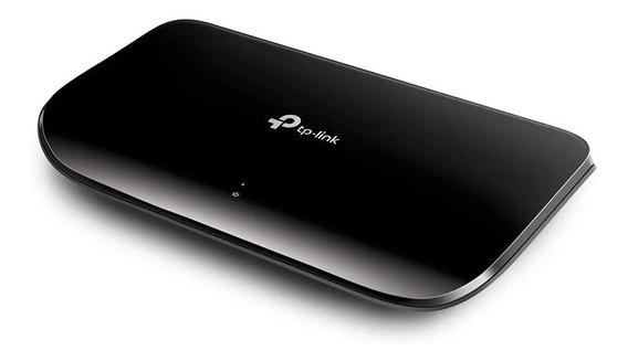 Switch Tp Link Tl Sg1008d 8 Ports Gigabit
