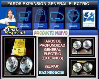 Faros Expansión General Electric (externos)